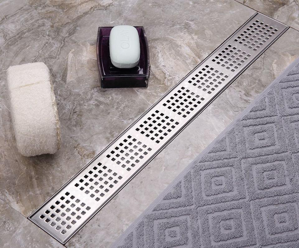 کفشور خطی-انواع و ابعاد کفشور خطی سرامیک خور و ساده