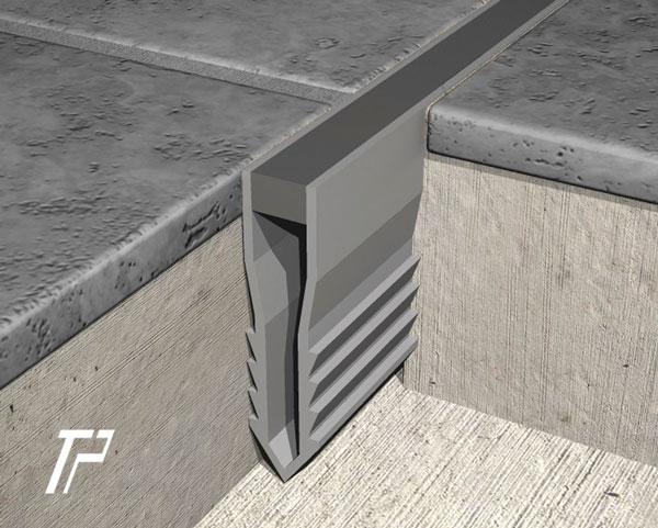 درز انبساط ساختمان